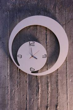 New Clock Design by Dana and Vlad Bostina from arhiDOT