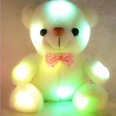 $8.54 (Buy here: https://alitems.com/g/1e8d114494ebda23ff8b16525dc3e8/?i=5&ulp=https%3A%2F%2Fwww.aliexpress.com%2Fitem%2FKids-Toys-Brinquedo-Gift-Luminous-Pillow-Christmas-Toys-Cushion-Led-Light-Pillow-Plush-Teddy-Colorful-Tedy%2F32669579729.html ) Kids Toys Brinquedo Gift Luminous Pillow Christmas Toys Cushion Led Light Pillow Plush Teddy Colorful Tedy Bear  Luminosos for just $8.54