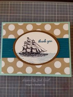 something about stamping: just wing it, Stampin' Up, The Open Sea, Express Yourself, Woodgrain, Woodgrain embossing folder, Pool Party, Island Indigo, Soft Suede