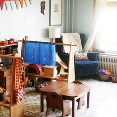 Waldorf, Montessori and Reggio Emilia Inspired Playrooms | Spoonful