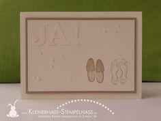 Kleinerhase-Stempelnase - Stampin Up Berlin Just married