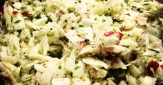 Krautsalat - einfach, schnell und superlecker