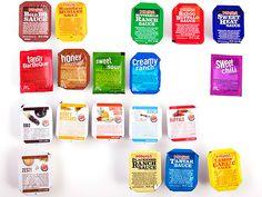 Fast Food Chicken Dippin' Sauce Showdown: Popeye's Vs. McDonald's Vs. Burger King | Serious Eats
