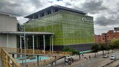 El Cubo de  Colsubsidio, una gran infraestructura, para los afiliados a la Caja de Compensación Familiar y lugar apropiado para la realización de Eventos.