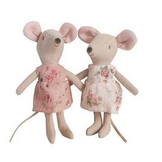 Maileg Sister Mice