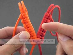 How to Make the DNA Utility Strap by TIAT