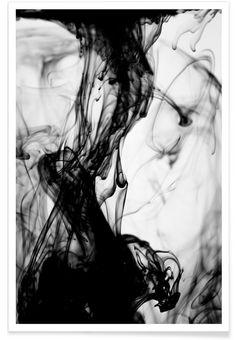 Strong Movement als Premium Poster von Studio Nahili | JUNIQE