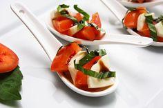 Caprese Salad Amuse Bouche Recipe
