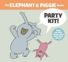 Grade ONEderful: It's an Elephant and Piggie Fest!!