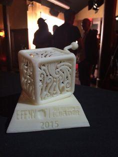 The Ecuadorian Film Festival Turns to 3D Printing for Their Awards http://3dprint.com/74919/ecuadorian-film-festival-3d-print/