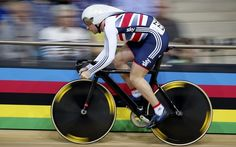 Jason Kenny - UCI Track Cycling World Championships 2016: Jason Kenny unsure if he will 'rise to the occasion' in London