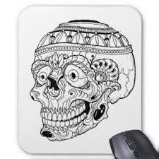 cranio tribal - Pesquisa Google
