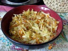 Жареная капуста в мультиварке Жареная в мультиварке капуста получается очень вкусная. Её можно подать на гарнир или использовать в качестве начинки для пирогов или пирожков.