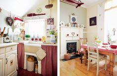 Shabby Chic Interiors: { In cucina }