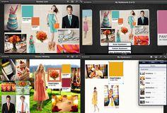 myPANTONE - Wedding & Events: painel de inspiração com suas paletas favoritas. Em inglês, pago (US$ 4,99) e disponível pra iOS