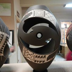 Arte chihuahuense en la casa/museo de #juanquezada #mataortiz #casasgrandes #chihuahua #mexico #pottery #barro #mataortizpottery #paquime #geometria por osrmadrid en Instagram http://ift.tt/1iVqcKf #navitips