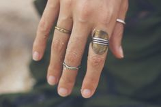 Terra Ring by Claire Sommers Buck | Another favorite <3