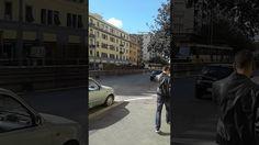 Amazung italian tram