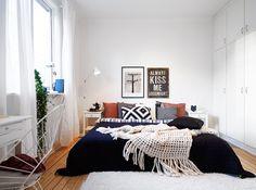 Decorar con frases - Estilo nórdico | Blog de decoración | Muebles diseño | Decoración de interiores - Delikatissen