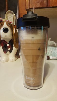 My Ninja coffee Bar , caramel French vanilla . Ninja Coffee Bar Recipes, Ninja Coffee Maker, Coffee Drink Recipes, Ninja Recipes, Coffee Drinks, Cold Brew Coffee Recipe, Keto Coffee Recipe, Chocolates, French Vanilla