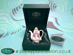 Portmeirion Botanic Garden Miniature Hinged Coffee Pot