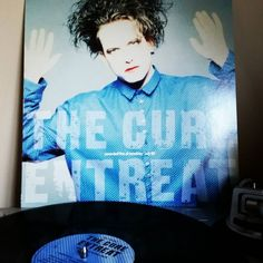 Due to car trouble I missed The Cure show last night at Lakewood Amphitheatre Atlanta GA.  This live recording is from Wembley Arena on The International Prayer Tour 1989. Ironically the last time I saw The Cure was on this tour in Mansfield MA. #thecure #entreat #internationalprayertour89 #robertsmith #gothgods #goth #vinyl #vinyladdict #vinyladdiction #vinyljunkie #vinylcollector #vinylcollector #vinylrecords #recordcollector #recordcollector #nowplaying #vinyligclub