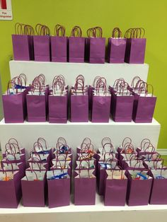 Purple Candy Bags (Descendants Inspired)