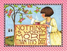 Mary Engelbreit #tea   Illustration
