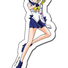 Sailor Moon S Sailor Uranus Sticker