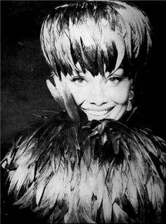 Audrey Hepburn, October 1956