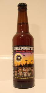 Barktoberfest by Thirsty Dog Breweing Company