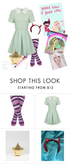 """""""Star Butterfly"""" by area2002 on Polyvore featuring Lavish Alice and Park Lane"""