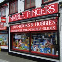 Nimble Fingers, Old Dublin Road Stillorgan Dublin Stillorgan