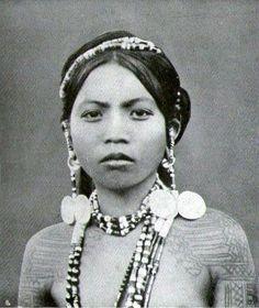Kalinga Girl.