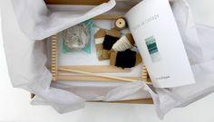 Kit de tissage pour débutant. Chaque kit contient tout ce dont vous avez besoin pour confectionner un tissage. Pour chaque KIT, vous trouverez un