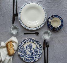 Iittala Taika and Sarjaton table set up by @marcelkaaa