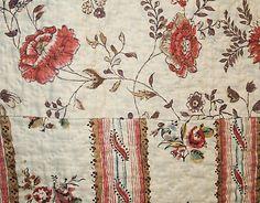 Skirt 18th century French linen