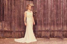 """Hochzeitskleider - Brautkleid """"Lucy"""" - ein Designerstück von NazCouture bei DaWanda"""