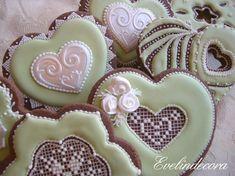 ghiaccia reale biscotti Evelindecora
