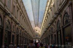 Las galerías Saint-Hubert tienes que verlas en Bruselas