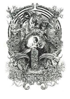 Pan's Labyrinth - DZO Olivier ----