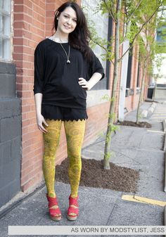 Laugh On Tights