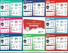 You searched for infografia redes sociales 2018 - IAB Spain Web 2.0, Homemade 3d Printer, La Red, Facebook Youtube, F 16, Community Manager, Learning Spanish, Digital Marketing, Bullet Journal