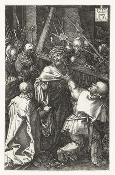 De kruisdraging, Albrecht Dürer, 1512