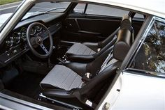 1967 Porsche 911S - Interior