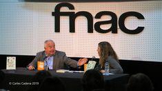 Antoni Bolinches en la presentación de su libro en el FNAC Medicine, Personal Safety, Life Coaching, Professor