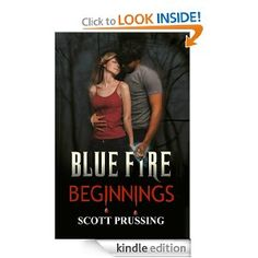 Blue Fire Beginnings: Background of the characters in Breathless