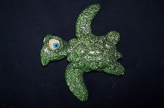 Big Wave Dave - Fish With Attitude - Turtle in Art, Direct from the Artist, Other Art from the Artist #FauxTaxidermy