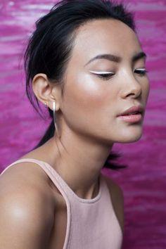 How To Wear Spring Runway Makeup IRL