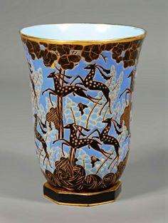 Charles Catteau – Art Deco ceramics